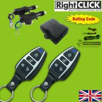 "2 door Central Lock / Locking Kit Remote Keyless ""HIGH QUALITY"" CLR212-2d"