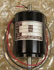 GLOBE INDUSTRIES AC9278 28 Volt 2 Phase Precision Miniature Motor