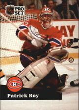 1991-92 PRO SET # 125 PATRICK ROY !!