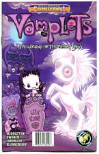 VAMPLETS #1 Halloween ashcan, Promo, 2013, NM, Ghost Pony, more promos in store