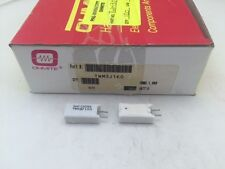(10 pcs) TWM3J1K0 Ohmite, 3 Watt 1K Ohm 5%, Ceramic Housed Power Resistor