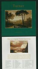 More details for j. m. w. turner : liber studorium : etchings mezzotint  art catalogue   j4.623