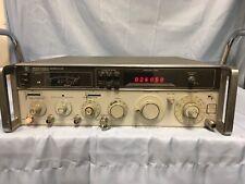 HP Agilent 8640B .5-512Mhz Signal Generator w/Option 003 TESTED