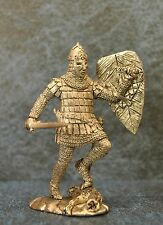 Tin Soldiers * Middle Ages * Russian warrior. 13th century * 54-60 mm