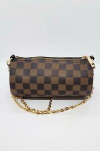 Checkered Mini round Bag