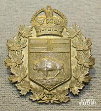 Manitoba Natural Resources Cap Badge  (Inv 24378)