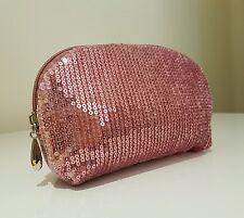 Shiseido Aupres Metal Mesh Zip evening bag