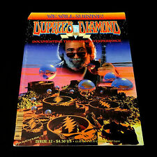 Grateful Dead Magazine Dupree's Diamond News Jerry Garcia 1995 Fall Issue No. 32