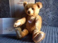 Steiff Limited Edition Musical Teddy Bear, 037160, Press & Listen Music Box.