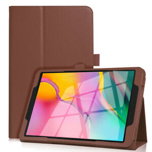 """August Case Book Cover with Stylus for Samsung Galaxy Tab A 10.1"""" T510 T515"""