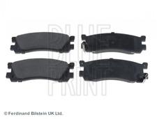 Bremsbelagsatz, Scheibenbremse BLUE PRINT ADM54262 hinten für MAZDA
