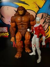 Marvel Legends Sasquatch BAF complete with Guardian