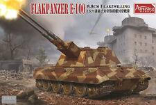 Amusing Hobby 35A016 1/35 8.8cm Flakzwilling Flakpanzer E-100