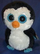 W-F-L  TY Beanie Buddy Boos  Waddles Pinguin 21 cm