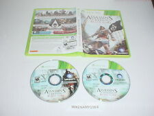 ASSASSIN'S CREED: BLACK FLAG game in case for MICROSOFT XBOX 360