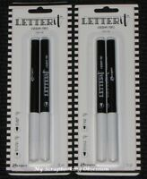 Ranger 'LETTER IT' Medium Pens (Choose from 2) Clear Ink - Use with Embossing