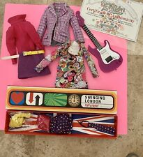 Poppy Parker Integrity  Swingin London Outfits