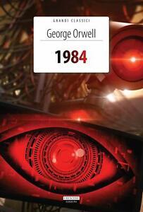 1984 Libro Nuovo George Orwell Versione Integrale I Grandi Classici Crescere