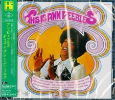 ANN PEEBLES-THIS IS ANN PEEBLES-JAPAN CD Ltd/Ed B63