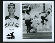 Todd Cruz Chicago White Sox team issued 1980 Press Photo