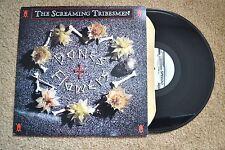 Screaming Tribesmen Bones + Flowers Record lp NM