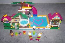 LEGO FRIENDS - SET 41008 - [ LA PISCINE D'HEARTLAKE CITY ] - 400 PIECES