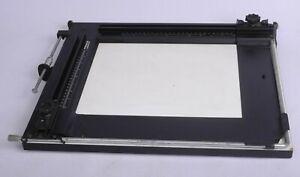 """RR Beard (Photon Beard) Enlarging Easel Masking Frame 12""""x10"""" 2 Blade"""