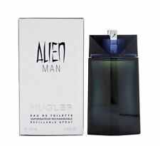 Alien Man by Thierry Mugler 3.4 oz / 100 ml EDT Spray Cologne NEW Authentic