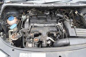 2010 VW TOURAN  2.0 TDI 6 SPEED KXZ MANUAL GEARBOX