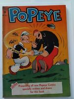 POPEYE #2 1948 BUD SAGENDORF ART EGYPTIAN COLLECTION.  *ACCEPTING CONSIGNMENTS *