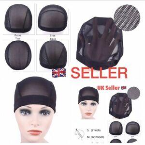 Elastic Stretchable Mesh Elastic Wig Hair Cap Net for Wigs making ,Hair warmer