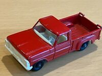 Matchbox Lesney No 6 Red Ford Pickup Truck