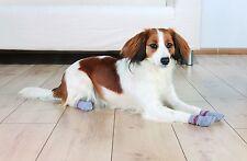 Trixie Hundesocken - grau S-m