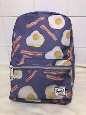 Herschel Bacon & Eggs Blue Backpack Rucksack Bag
