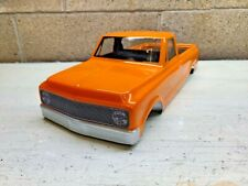 Custom painted rc body for traxxas stampede and stampede 4x4