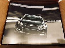 2017 Chevrolet SS Dealer Sales Brochure, Rare!!