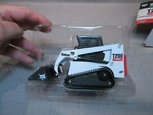 Bobcat T200 Compact Tracked Skid Loader By ERTL 1/25th Scale-One Tough Animal!!!