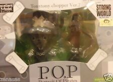 Used Megahouse Portrait Pirates One Piece STRONG EDITION Chopper BEAMS Painted
