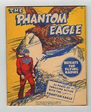 THE PHANTOM EAGLE #12 -  MIGHTY MIDGET COMIC - 5 X 4 MINI COMIC - 1943