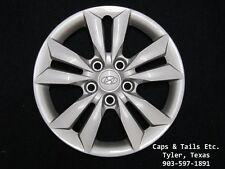 "2011 - 2014 Hyundai Sonata Hubcap Wheel Cover OEM Silver Sonata GLS 16"" 55565"