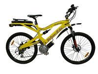 "E-Bike, Elektro-Fahrrad, ""Vulcan Bike-Crosser"" - Mountainbike"