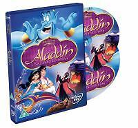 Aladdin (DVD, 2004, 2-Disc Set, Box Set)disney