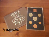 SELECTION OF 1970 TO 1982 COINAGE OF GREAT BRITAIN & NORTHERN IRELAND PROOF SETS