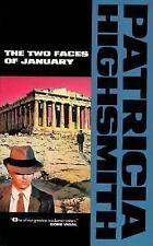 The Two Faces of January by Highsmith, Patricia (1994) Paperback