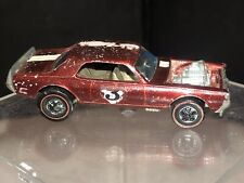 "1969 Hot Wheels Redline ""Nitty Gritty Kitty"" Hong Kong Red"