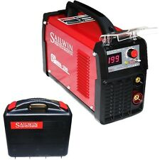200AMP MMA/ARC DC INVERTER WELDER WITH LIFT TIG LED DISPLAY +MMA KIT/CARRY CASE
