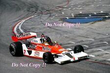 James Hunt McLaren M26  USA Grand Prix 1978 Photograph