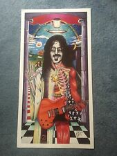 100 Lot Package TOP SELLER - FRANK ZAPPA! LTD. Fine Art Prints by Bill Foss