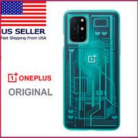 1+ ORIGINAL – OnePlus 8T Quantum Bumper Case Protection – Cyborg Cyan – LIMITED