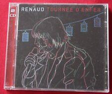 Renaud, tournée d'enfer, 2CD
